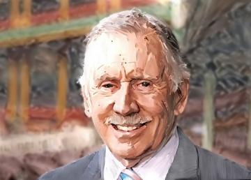 Chapelli: caught in slips. Artwork Gordon Napier.