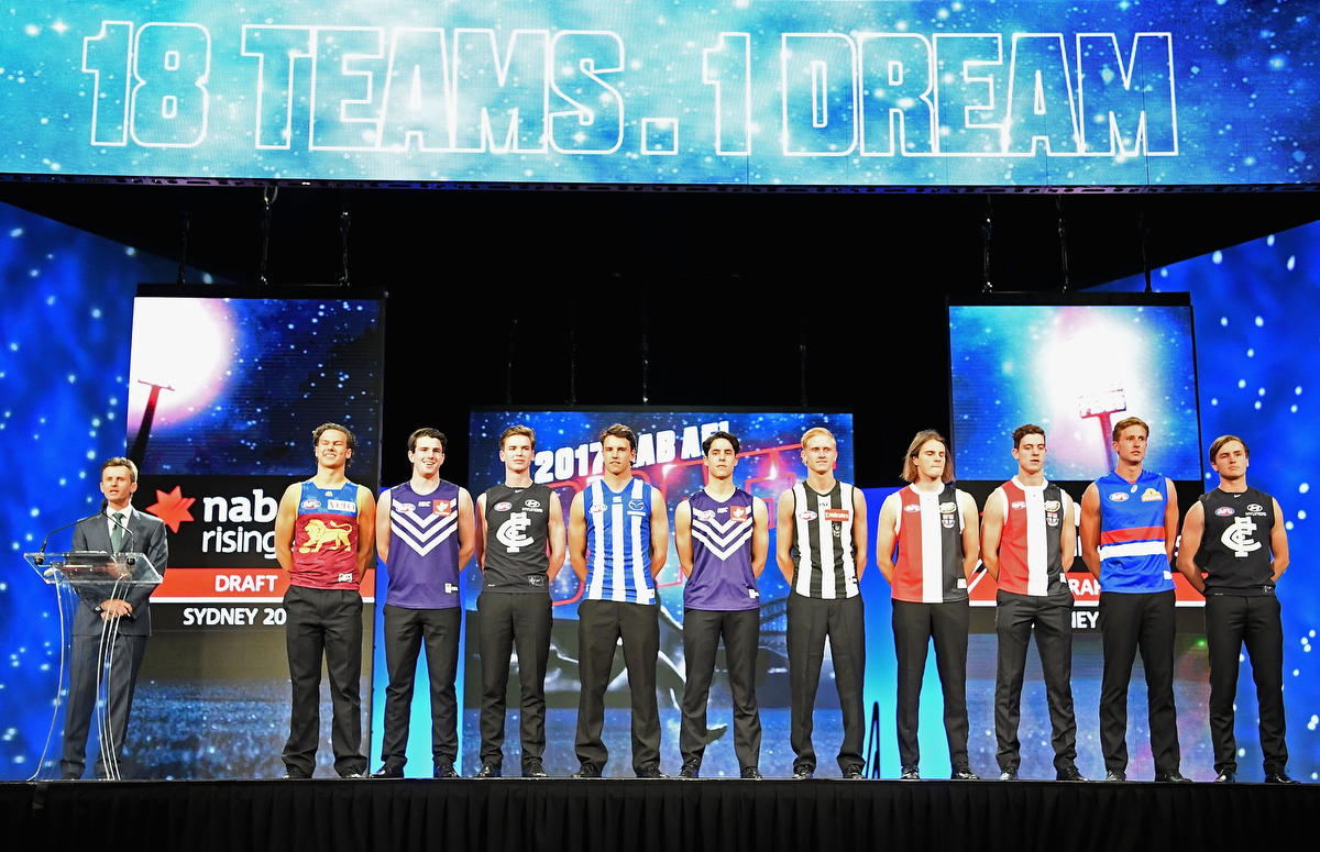 Did the draft equalise footy? Pic: Quinn Rooney/Getty Images