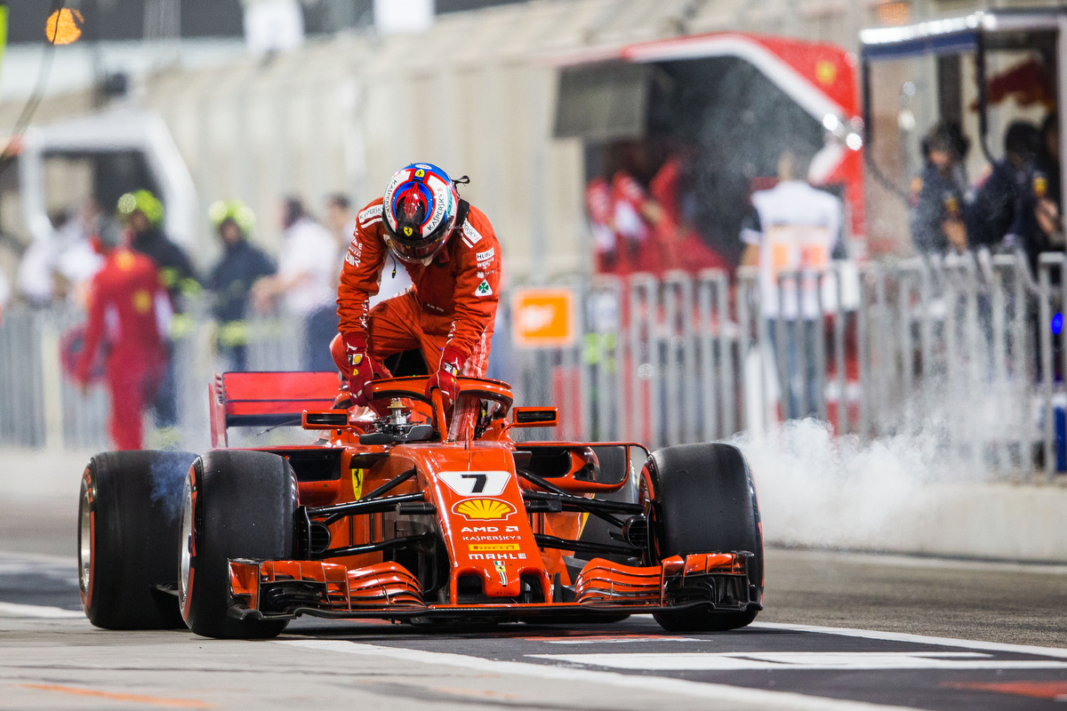 "9 second rule. Getting out of an F1 is slow thanks to the new ""thong"" Pic: Peter J Fox/Getty Images"