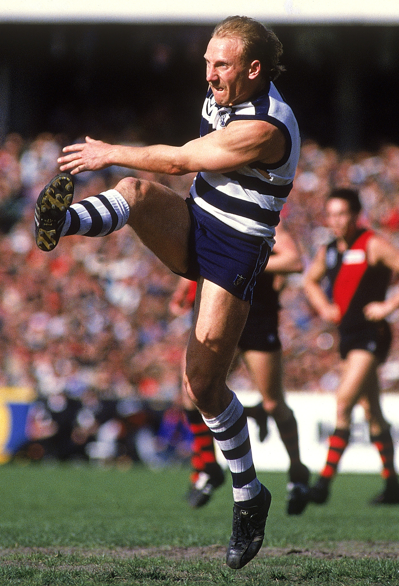 Gary Ablett in his heyday. pic: Tony Feder/Getty Images