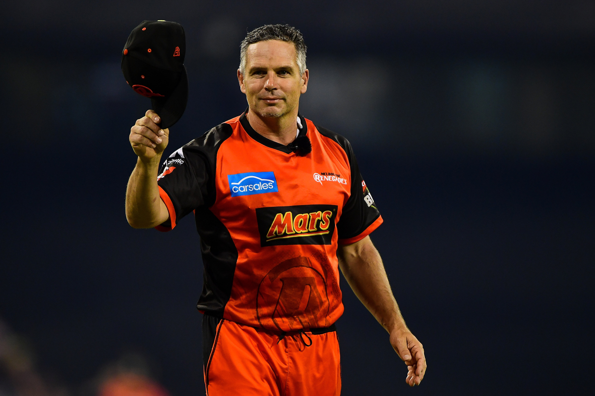 Constantly omitted -  Brad Hodge. pic: Daniel Carson/Getty Images