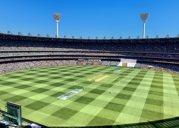 MCG Boxy Dayt Test Day one 2019. Australia v New Zealand