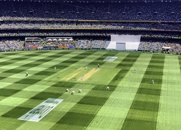 MCG Boxing Day test