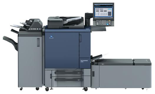 Konica Minolta launches entry-level digital printer - Sprinter