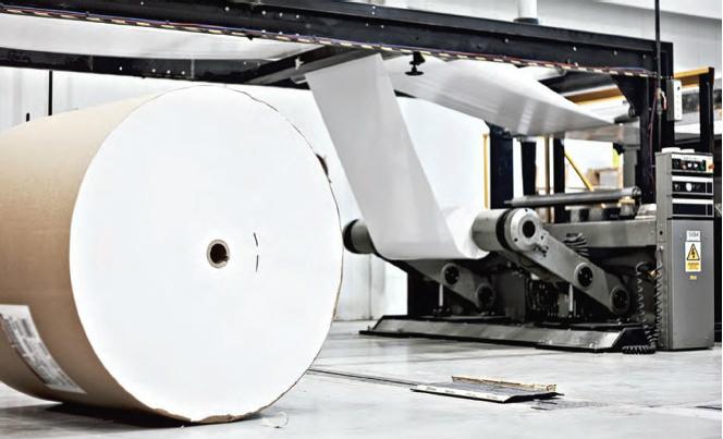 Paper mills putting paper prices up - Sprinter
