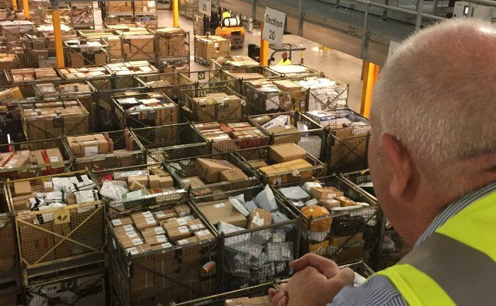 AusPost receives a million complaints - Sprinter