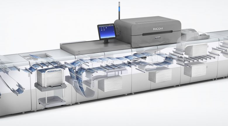 Ricoh launches new digital printers - Sprinter