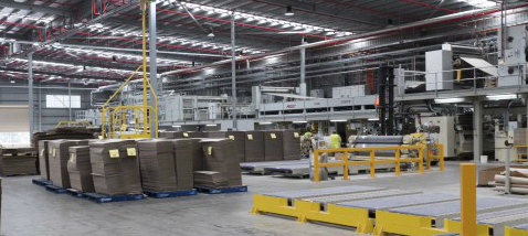 Zacpac Qld corrugated plant for sale - Sprinter