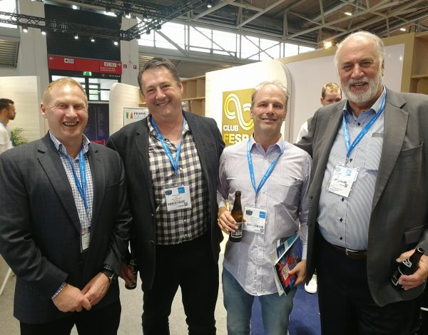 MAussies come together at Fespa