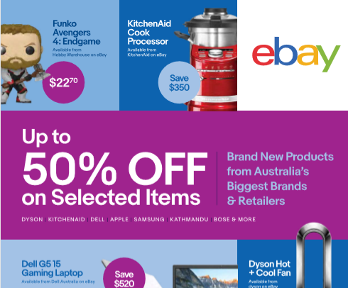 eBay adds printed catalogue to the mix - Sprinter