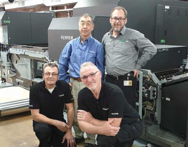 Exclusive: Toowoomba printer installs first Jet Press