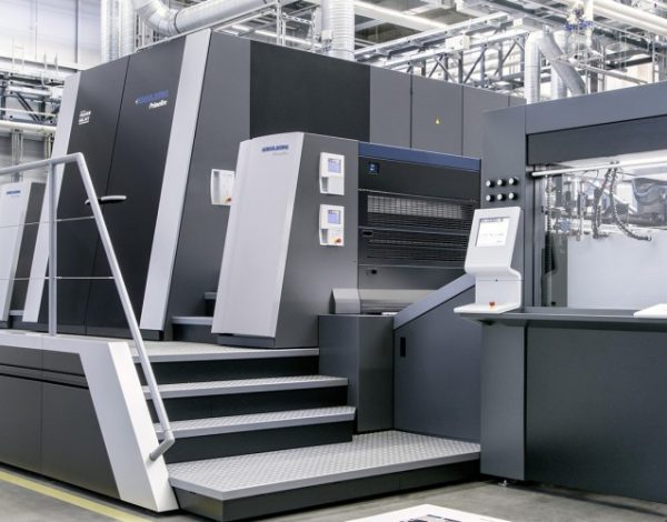 Heidelberg expands web-to-pack business for Japanese printer