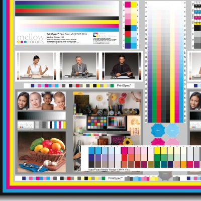 Packed PrintEx agenda for Colour Graphic Services