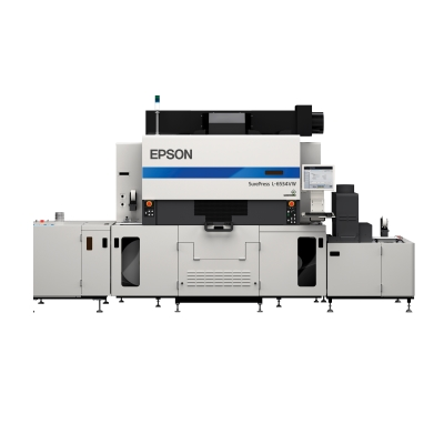 Epson adds Surepress inkjet label press for PrintEx