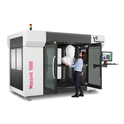 Graphic Art Mart shows Massivit 1500 3D press in Australian first