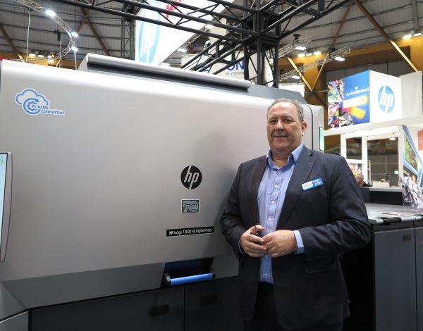 Currie Group unveil HP Indigo 12000HD at PrintEx