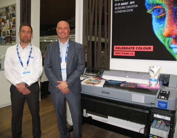 PrintEx 19: Epson Australia unveils array of new printers
