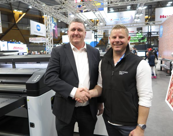 Factory One installs HP R2000