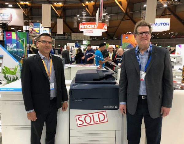 Snap Warriewood buys Fuji Xerox Versant 180