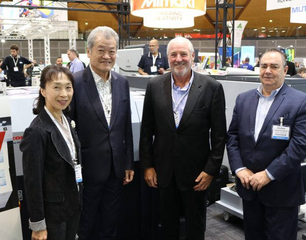 Currie Group makes multiple sales at PrintEx 19