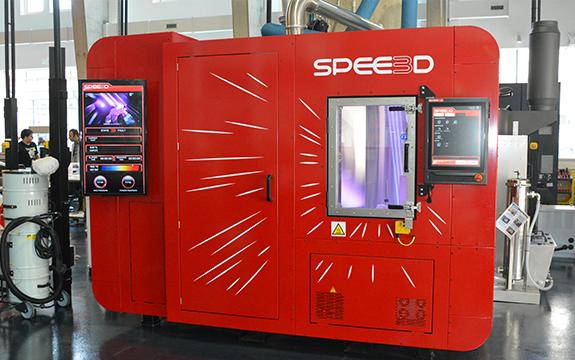 SPEE3D installs 'first-of-its-kind' 3D metal parts printer at Swinburne