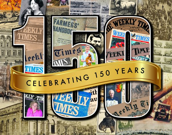 The Weekly Times celebrates 150 years