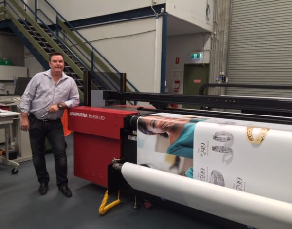 Spot Productions invests in second Agfa press