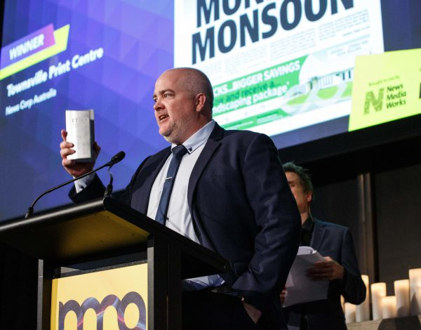 Townsville site wins Print Centre of the Year