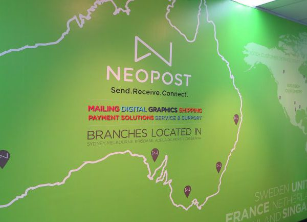 Neopost changes name to Quadient