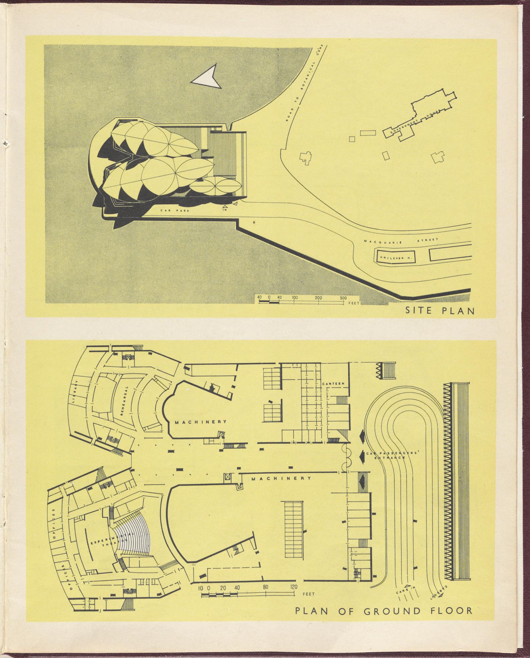 Opera House Floor Plan Quot Sydney Opera House Quot Quot