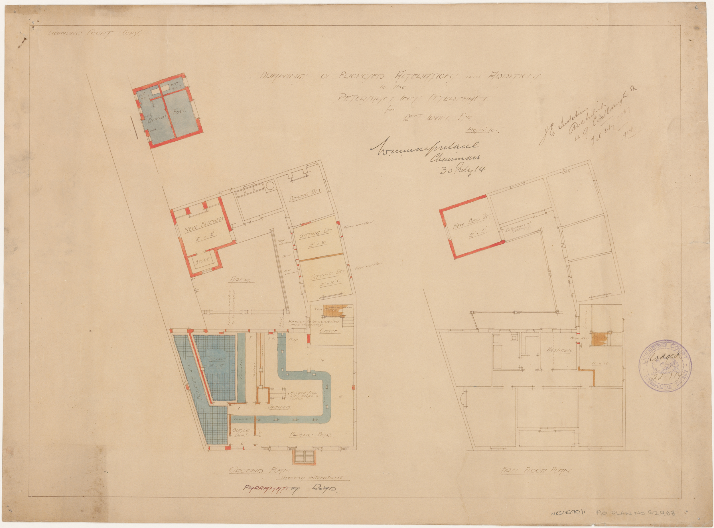 Plans of licensed premises hotel plans metropolitan licensing httpss3 ap southeast 2azonaws malvernweather Image collections