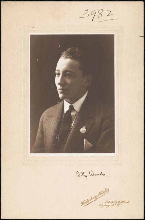 Photograph of William Herbert Ward doctor [no date]