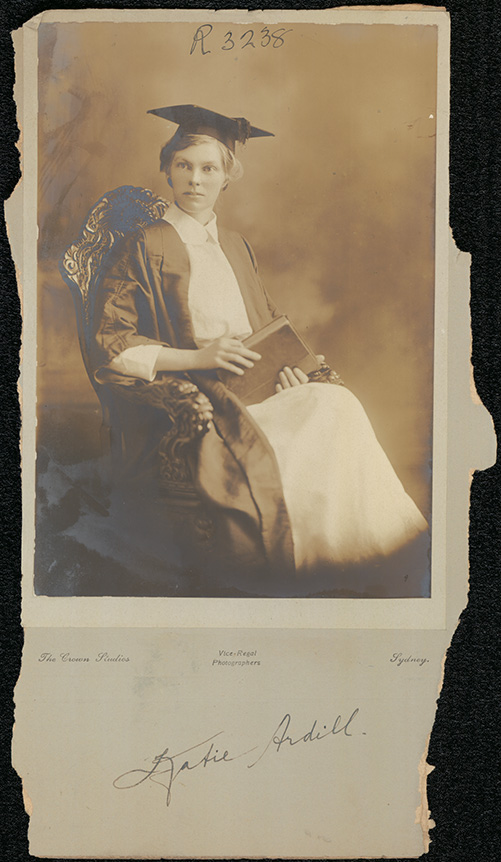 Photograph of Katie Ardill doctor