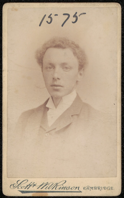 Photograph of John Francis Souter doctor