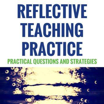 reflective teaching practise