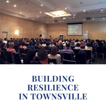 building resilience in townsville conference