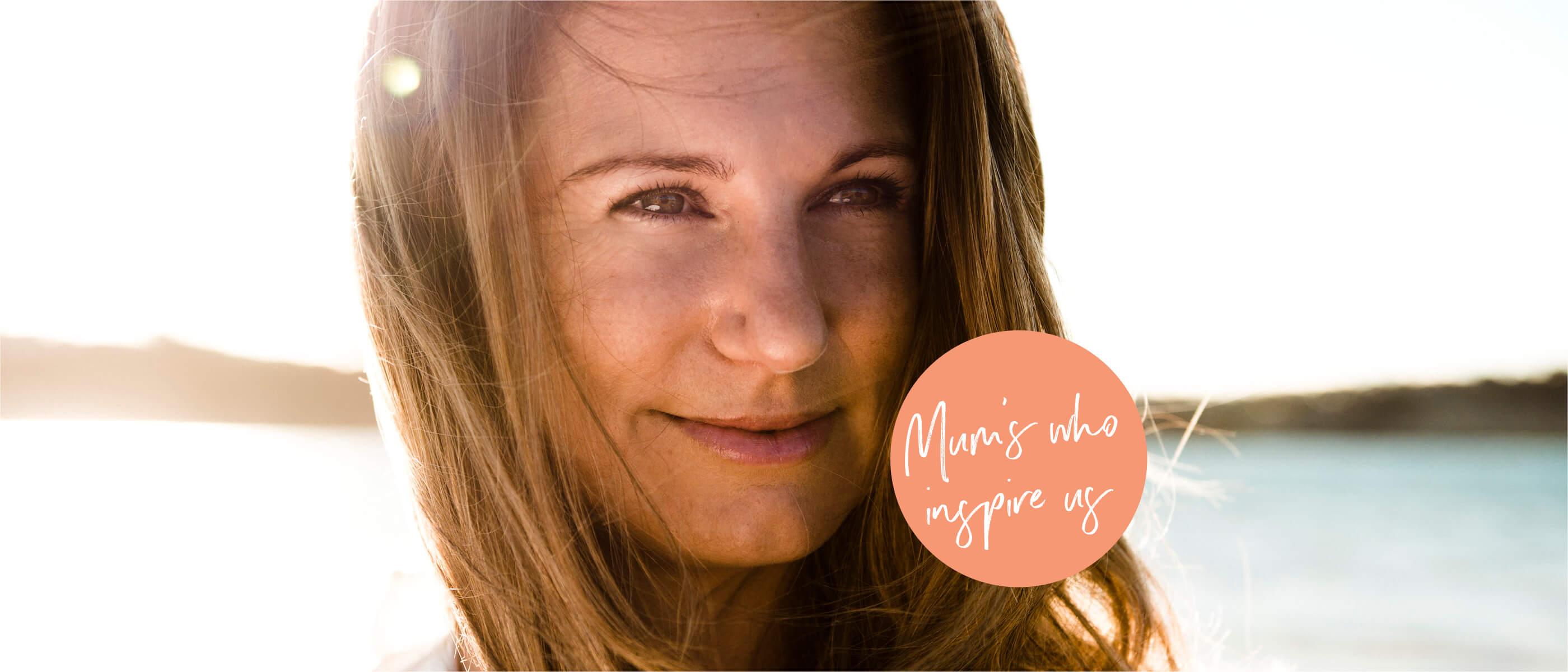 Inspiring Mum - Nikki Ralston