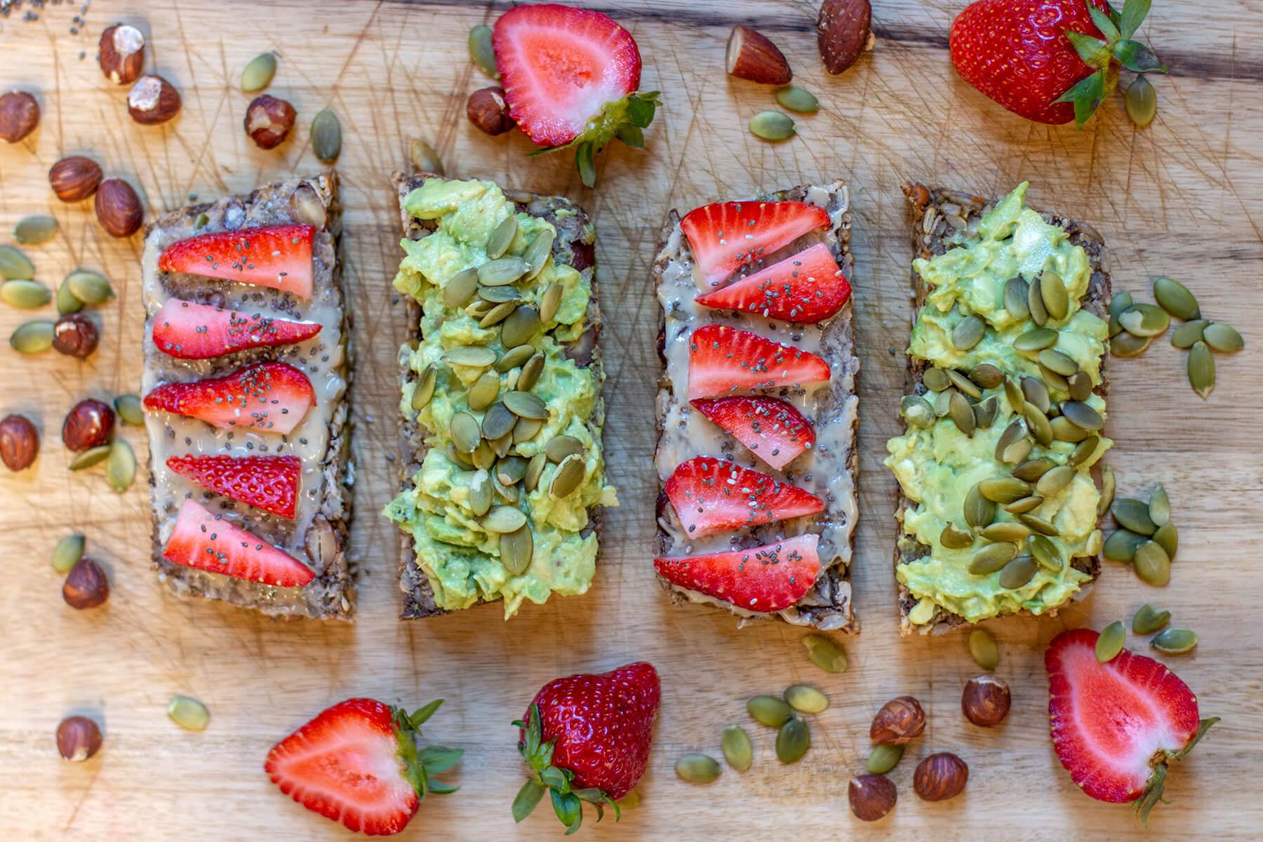 RECIPE: Hormone Balancing GF Toast