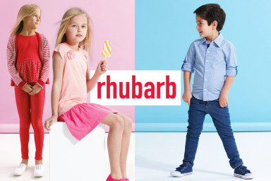 Rhubarb Clothing For Kids & Babies
