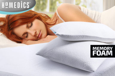 HoMedics Mattress Toppers & Pillows