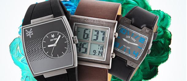 Zoo York Men's Watches