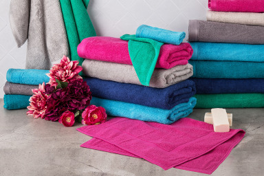 Arabella Cotton Bath Linen