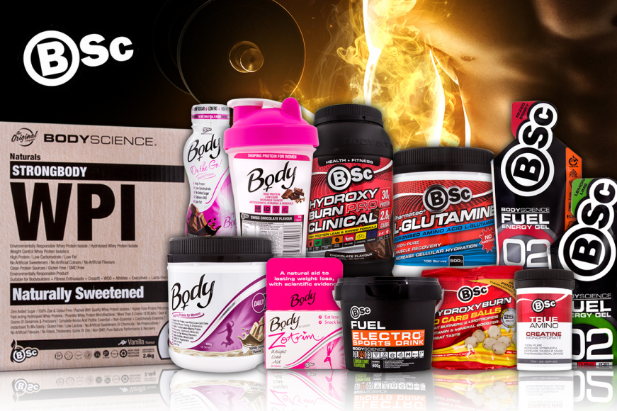 BSc - New Range Just Added!