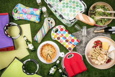 Spring Racing Picnic & BBQ Essentials