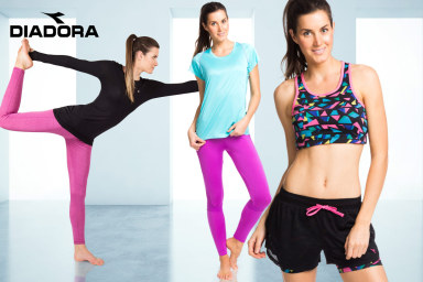 Diadora Women's Activewear