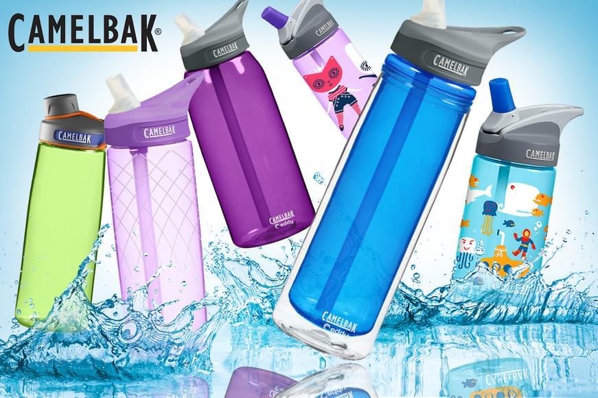 Camelbak Drinking Bottles For Kids & Adults