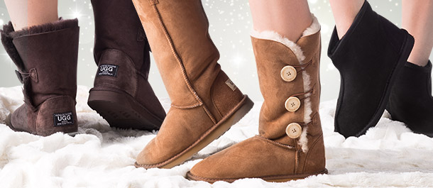 AUSTRALIAN LEATHER UGGS