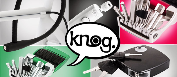 SF - KNOG BIKE LOCKS & ACCESSORIES - ALL UNDER $20!!