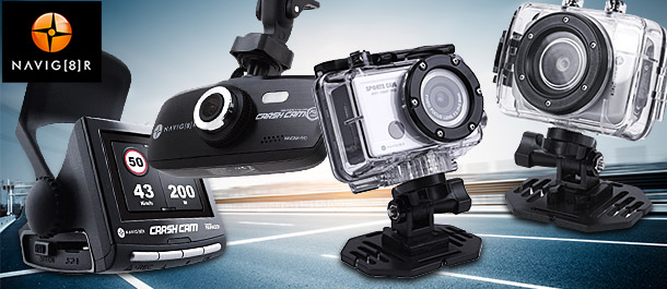 Navig8r Sports & Car Cameras