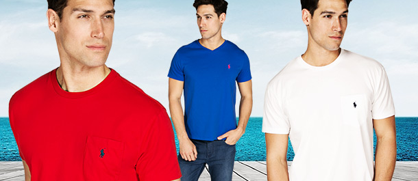 Polo Ralph Lauren Men's Tees